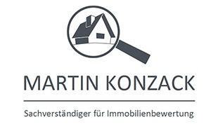 Martin Konzack Sachverständiger für Immobilienbewertung