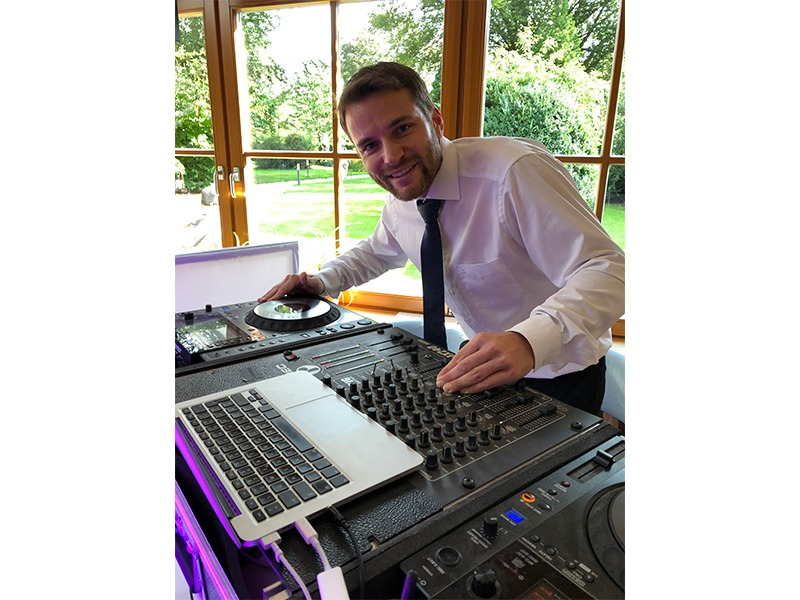 DJ Marcel Rudolf