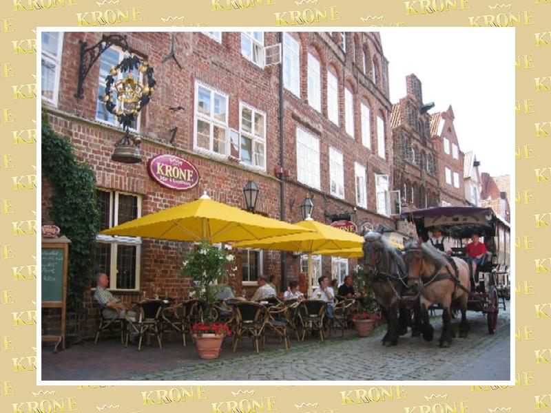 KRONE Bier- & Speisewirtschaft Bierrestaurant 21335 ...
