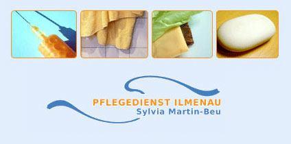 Pflegedienst Ilmenau Sylvia Martin-Beu