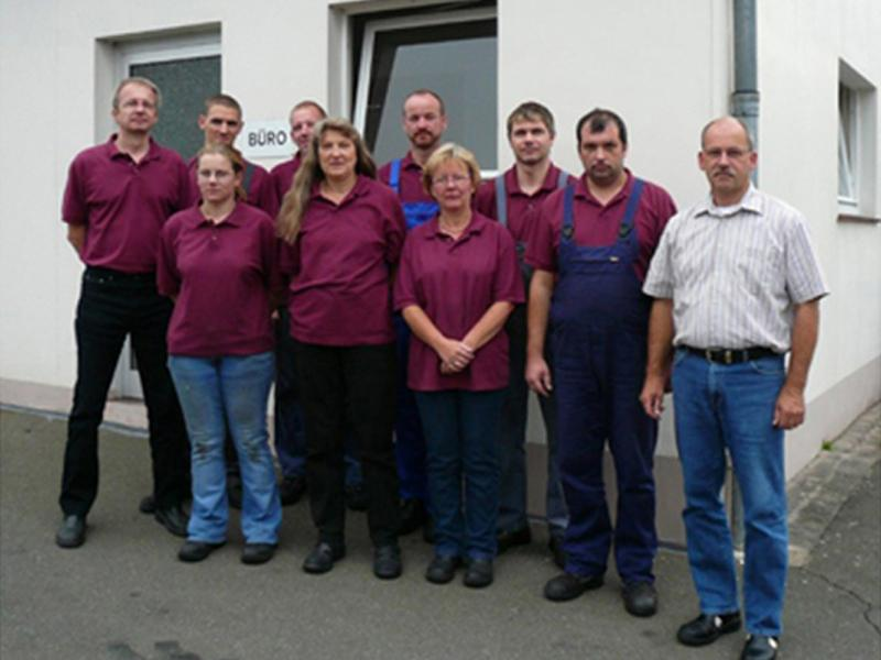 Sauer GmbH, Heinz