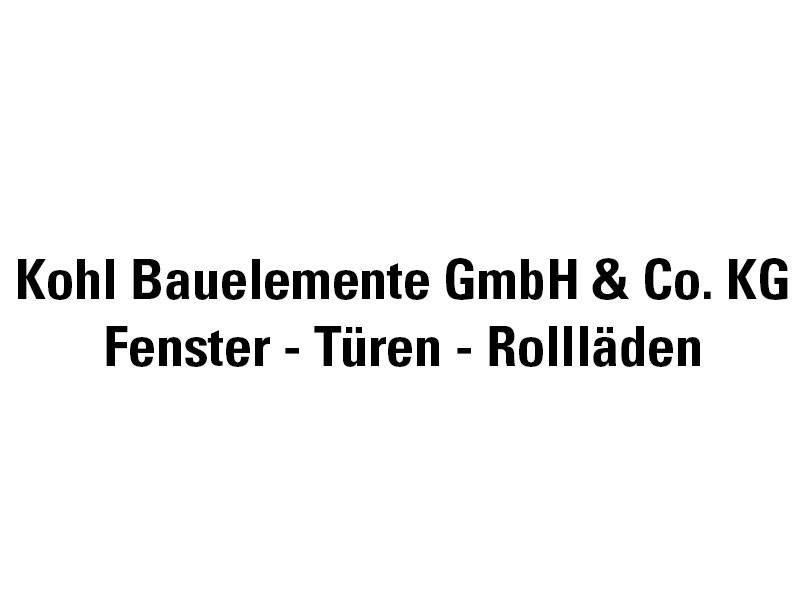 Kohl Bauelemente GmbH & Co. KG