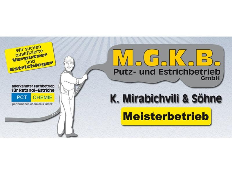 M.G.K.B. Putz- und Estrichbetrieb GmbH