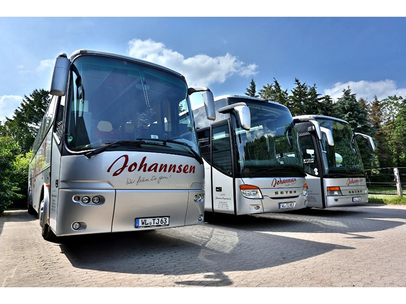 Johannsen Busreisen