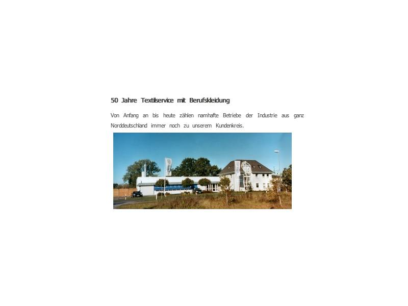 Textilservice Heinz Holst GmbH