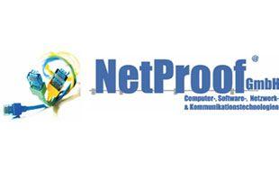 Logo von NetProof GmbH Netzwerke Computertechnik