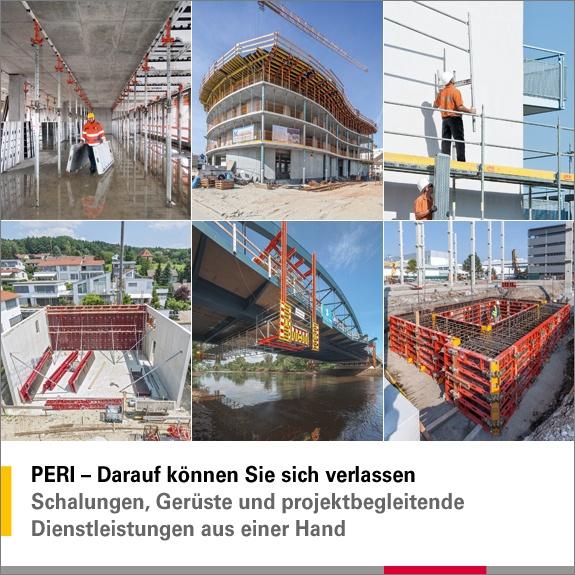 PERI GmbH Niederlassung Hamburg