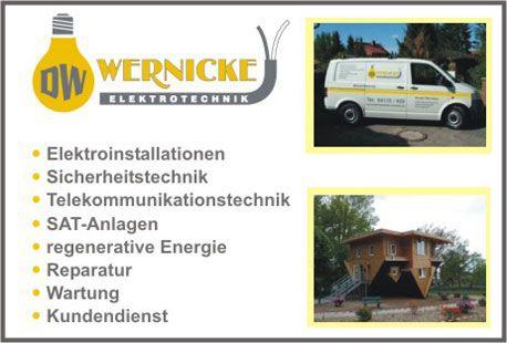 Elektrotechnik Wernicke