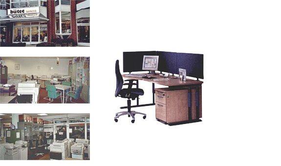 BÜTEC Bürotechnik und Handel GmbH & Co. KG