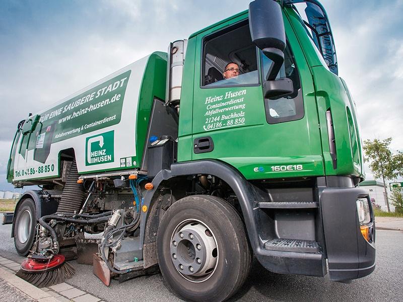 Heinz Husen Containerdienst GmbH & Co.KG