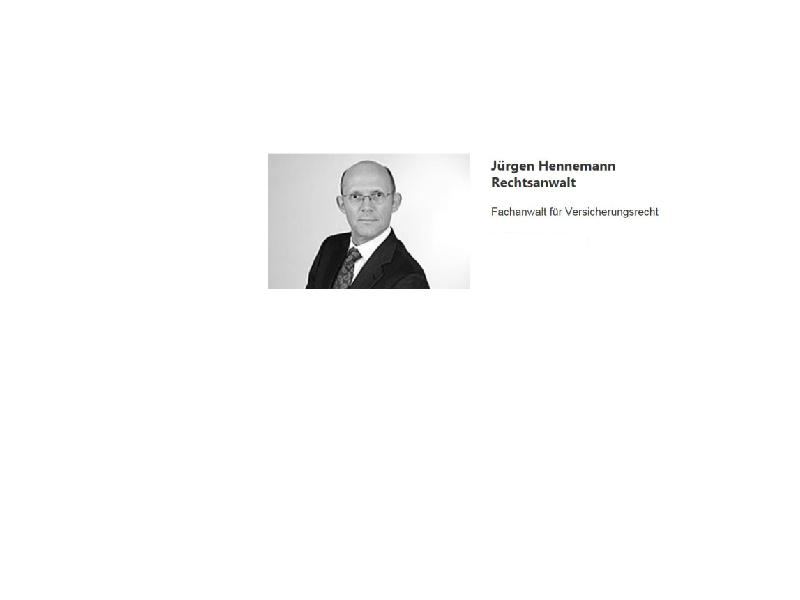 Hennemann, Rechtsanwälte und Fachanwälte Kanzlei für Haftungs-, Verkehrs- und Versicherungsrecht