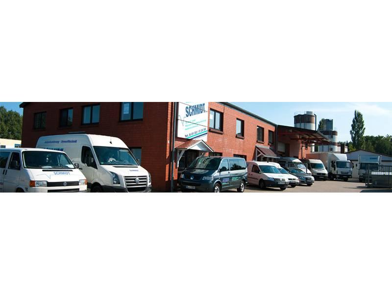 Schmidt Brand- und Wasserschadensanierung GmbH