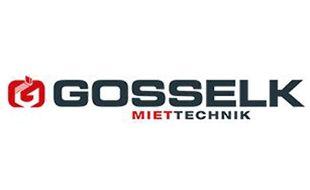 Logo von Günter Gosselk GmbH & Co., Baumaschinenvermietung