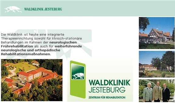 Waldklinik Jesteburg Aldag GmbH & Co. KG