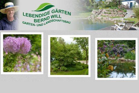 Lebendige Gärten Bernd Will