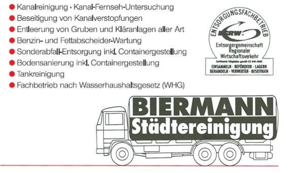 Biermann Städtereinigung GmbH & Co. KG