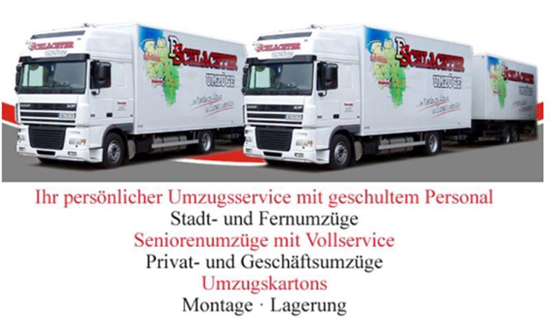 Möbelspedition Peter Schlachter GmbH & Co. KG