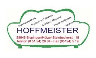 Logo von Hoffmeister Wolfgang Raumausstattung