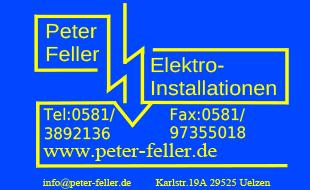 Bild zu Feller Peter Elektromeister in Uelzen
