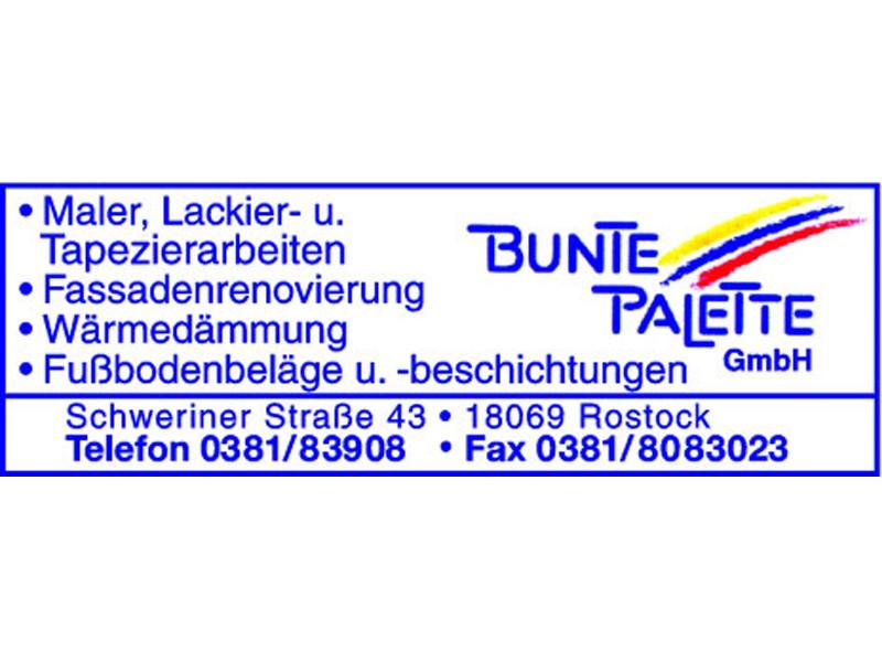 Bunte Palette GmbH