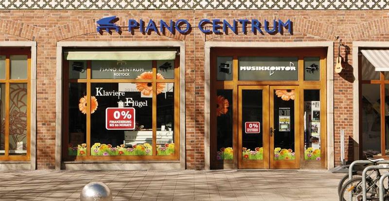 Piano Centrum Rostock Klaus Kreutzer