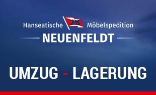 Logo von Hanseatische Möbelspedition - Neuenfeldt Umzug - Lagerung