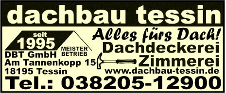Dachbau Tessin GmbH