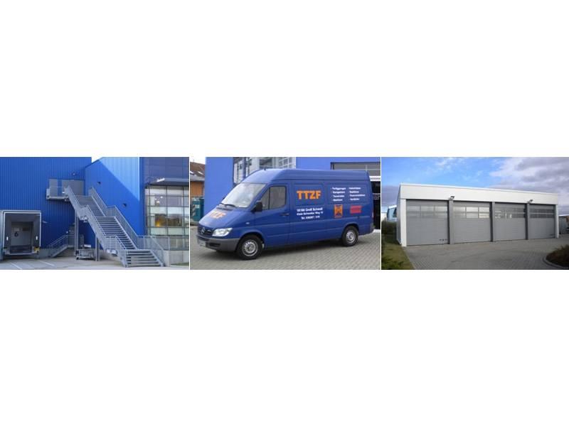 TTZF Türen-Tore-Zargen-Fertiggaragen