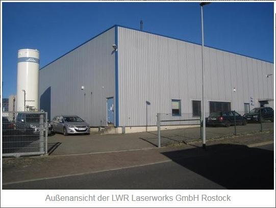 LWR Laserworks GmbH Rostock