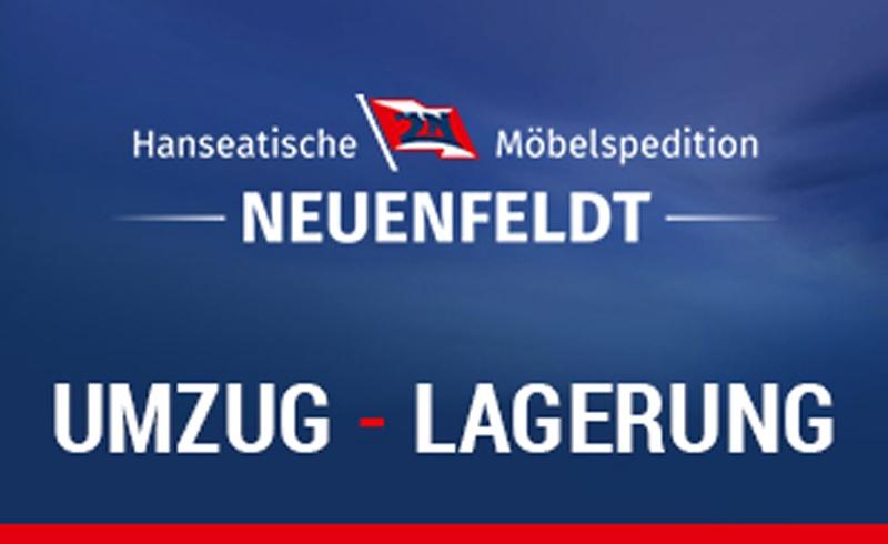 Hanseatische Möbelspedition - Neuenfeldt  Umzug - Lagerung