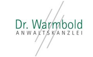 Logo von Warmbold Dr. Anwaltskanzlei
