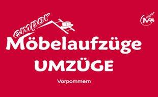 empor Möbelaufzüge & Umzüge Vorpommern Aufzüge