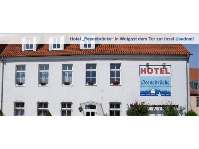 Hotel Peenebrücke- garni