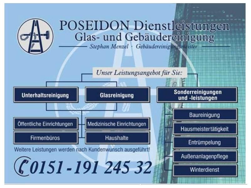 MStephan Menzel POSEIDON Dienstleistungen