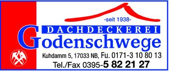 Dachdecker u. Gerüstbau Gerd Godenschwege