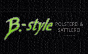 B.-style Polsterei & Sattlerei UG (haftungsbeschränkt)