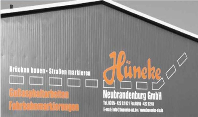 Hüneke Neubrandenburg GmbH