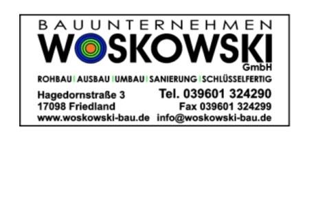 Bauunternehmen Woskowski GmbH
