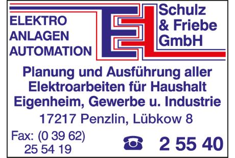 Schulz & Friebe GmbH
