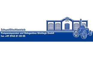Bild zu Pumpenreparatur und Anlagenbau Woldegk GmbH in Woldegk