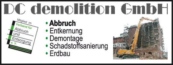 DC demolition GmbH