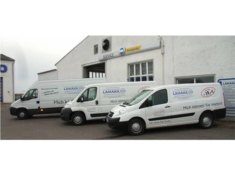 Landtechnik-Maschinenbau-Handel LAMAHA GmbH