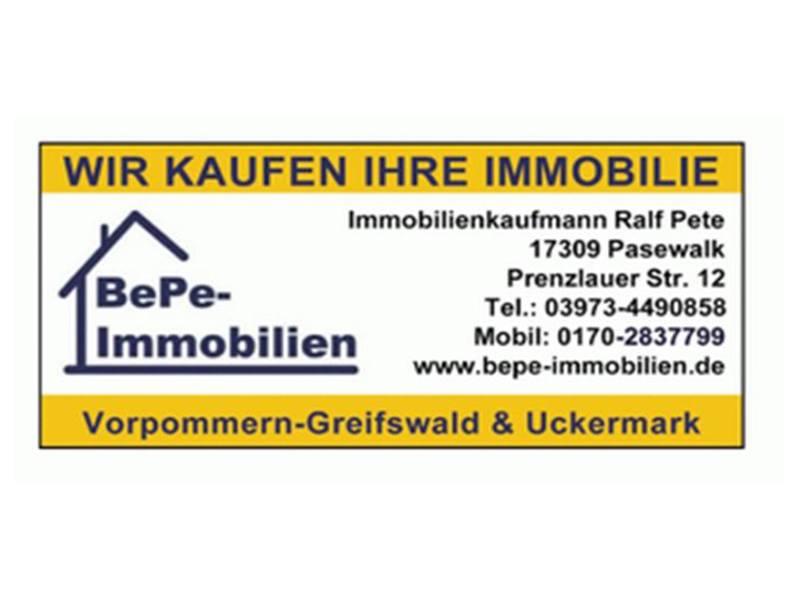 BePe-Immobilien Immobilienkaufmann Ralf Pete