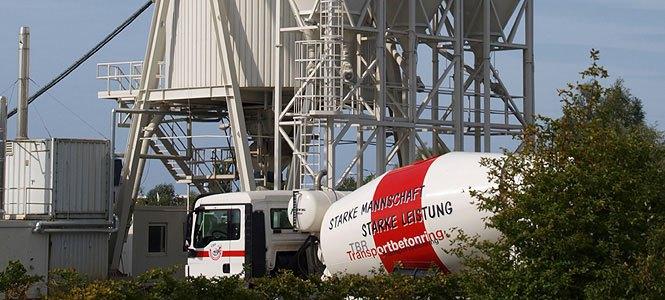 TBR Transportbeton Nordost GmbH & Co.KG