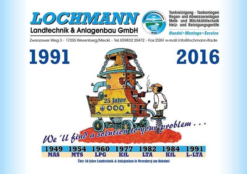 Lochmann Landtechnik und Anlagenbau GmbH