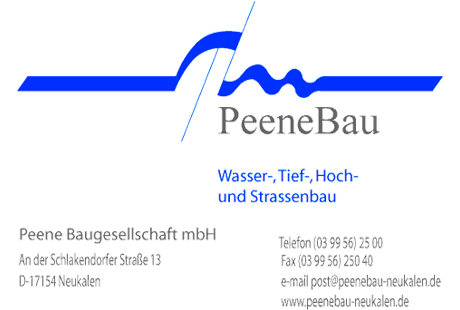 Peene Baugesellschaft mbH