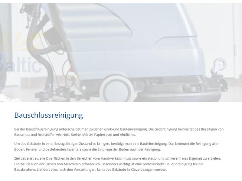 Baltic Gebäudereinigung GmbH & Co.KG
