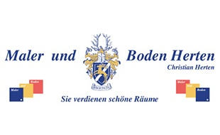 Logo von Maler und Boden Herten, Inh. Christian Herten