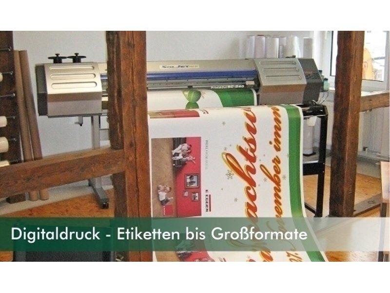 Mecklenburgisches Werbeunternehmen Druckstelle L