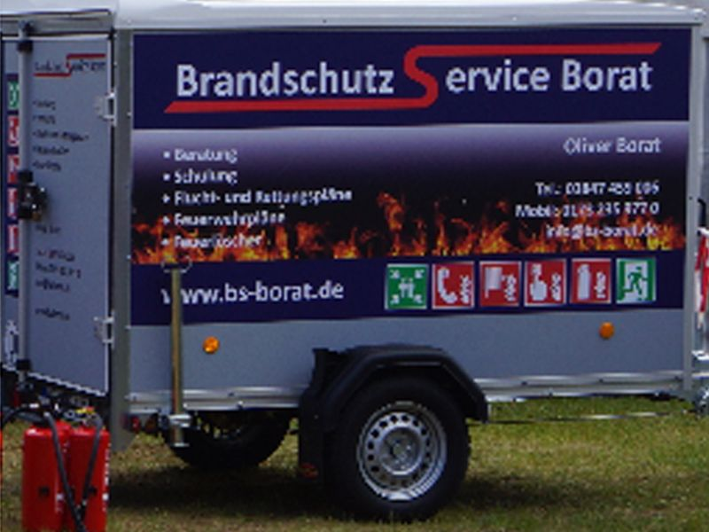 Brandschutz Service Borat
